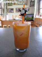 ����� Thai iced Tea