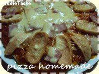 ===Pizza Homemade===