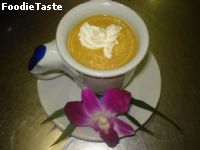 �����ػ�ѡ�ͧ (Cream Soup Pumpkin)