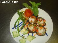 ��������� (Spicy Scallop Salad)