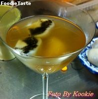 �����¹�Ӣԧ Black Sesame Dumpling in Ginger Tea
