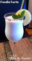 Mocktail  ; Virgin Pina Colada