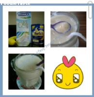Banana Horlicks Shake