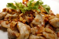 Deep fried pork with garlic and pepper ��ٷʹ��������ԡ��