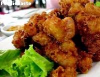 deep fried  fish  lemon glass  ��ҷʹ�����