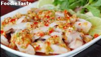 Fried pork  with lemon juice   ��ټѴ�й��