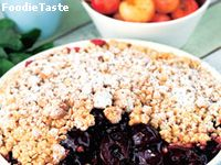 �������������� (Cherry crumble)