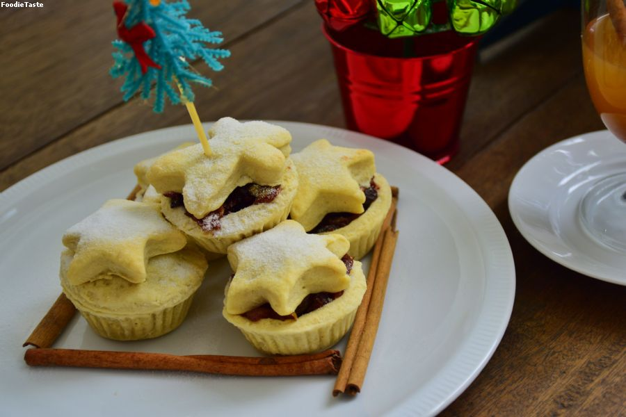 Vegan mince pie