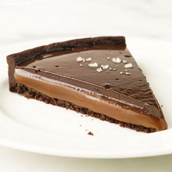 ��ͤ���絤���������� - Chocolate Caramel Tarts