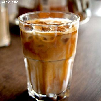 �������Ẻ�� - Iced Coffee Latte