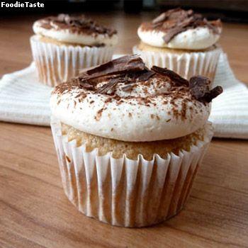 �������� �Ѿ�� (Tiramisu Cupcakes)