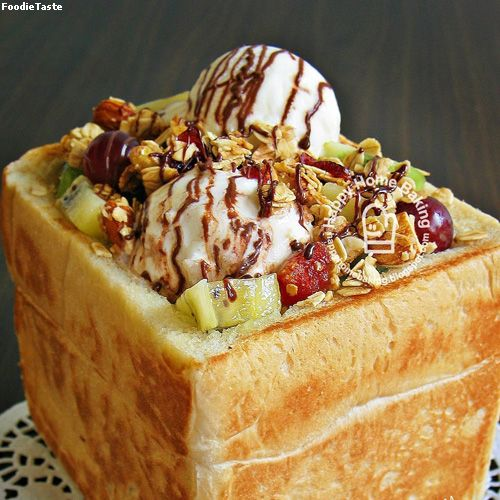 �ѹ����ʵ� - Honey Toast Box