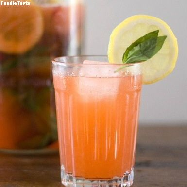 ���ʵ���������й�ǻ�� - Strawberry Basil Lemonade