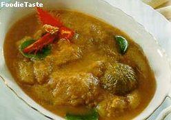 อาหารไทย แกงบอนช่วยป้องกัน ภัยจากอาหาศหนาว