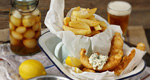 ���¹��������û 3 ���٤�ҡ��Ԥ Fish and Chip with Beer batter , ��������� , �û���� (Crêpes Suzette)