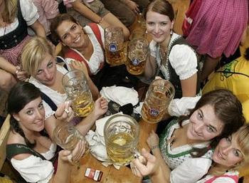 วิธีดื่มเบียร์สดให้ได้รสชาติ